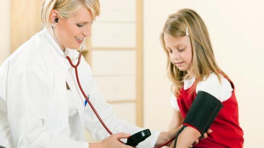 auch kinder haben bluthochdruck