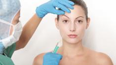 Botox, Schönheitschirurg, Frau, Spritze
