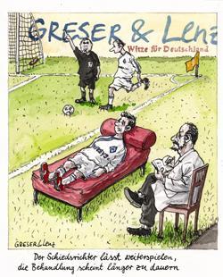 fußball, psychologe, greser & lenz