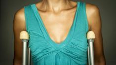 Knochenbrüche durch Osteoporose