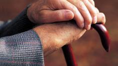Hände, Seniorenhände