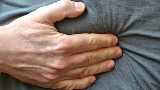 herzinfarkt, symptome
