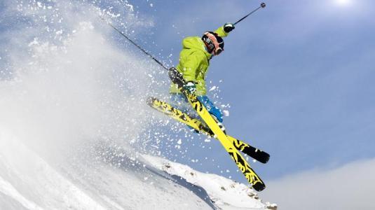 skiakrobatik
