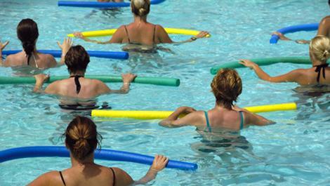 schwimmbad, schwimmen, sport