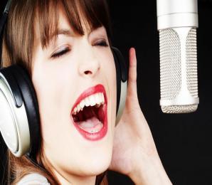 Halten Sie Ihre Stimme geschmeidig