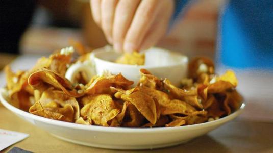 bei snacks wie chips haben viele keine essbremse