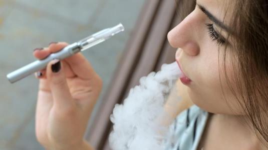 e-zigarette, rauchen