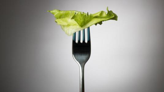 Salat; Gabel
