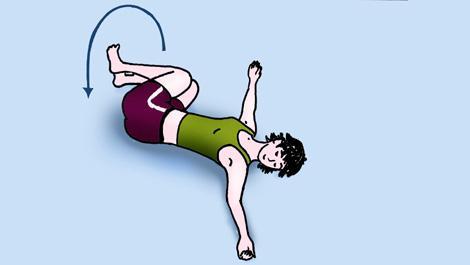 Bauch, Beine, Po   12 Übungen für eine gute Figur   NetDoktor