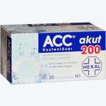 Acc Akut 200, HEXAL AG