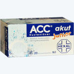 Acc Akut Junior Hustenlöser, HEXAL AG