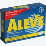Aleve, Bayer Vital GmbH