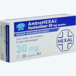 Ambrohexal Hustenlöser 30mg Tabletten, HEXAL AG