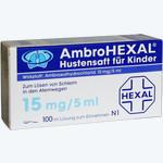 Ambrohexal Hustensaft Für Kinder, HEXAL AG