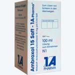 Ambroxol 15 Saft-1a Pharma, 1 A Pharma GmbH