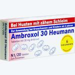 Ambroxol 30 Heumann, Heumann Pharma GmbH & Co. Generica KG
