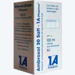 Ambroxol 30 Saft-1a Pharma, 1 A Pharma GmbH