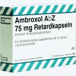 Ambroxol Abz 75mg Retardkapseln, Abz Pharma GmbH