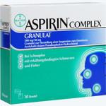 Aspirin Complex Beutel, Bayer Vital GmbH