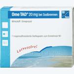 Ome Tad 20mg Bei Sodbrennen Hartkapseln, TAD Pharma GmbH